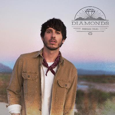 "MORGAN EVANS SHINES WITH BRAND NEW SINGLE ""DIAMONDS"" AVAILABLE EVERYWHERE TODAY"