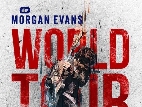 MORGAN EVANS EXTENDS WORLD TOUR 2019 TO NORTH AMERICA THIS WINTER